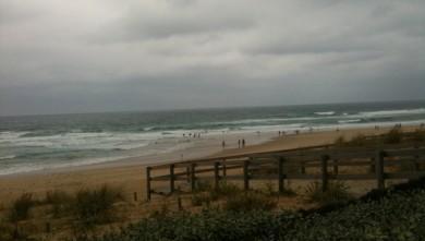 Surf report FR, Lacanau Océan - La Nord (33) du 2011-06-28 11:50:00
