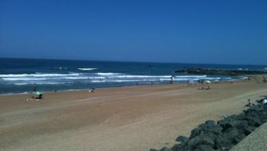 Surf report FR, Anglet Sables d'Or (64) du 2011-07-01 12:49:00