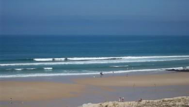 Surf report FR, Lacanau Océan - La Nord (33) du 2011-07-05 12:45:00