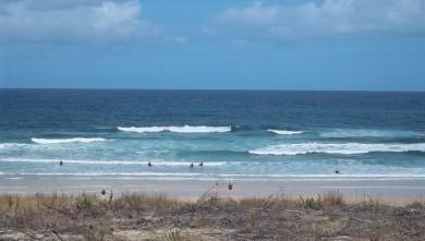 Surf report FR, Lacanau Océan - La Nord (33) du 2011-07-06 12:30:00