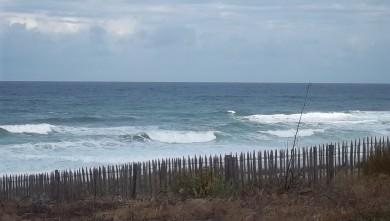 Surf report FR, Lacanau Océan - La Nord (33) du 2011-07-07 09:00:00
