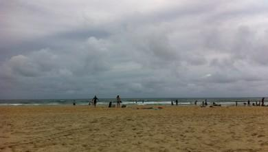 wave report FR, Moliets (40) du 2011-07-12 13:00:00