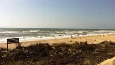 Surf report FR, Lacanau Océan - La Nord (33) du 2011-07-13 17:44:00