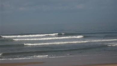 Surf report FR, Lacanau Océan - La Nord (33) du 2011-07-15 09:00:00