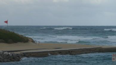Surf report FR, Mimizan - Plage Garluche (40) du 2011-07-19 08:45:00