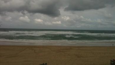 Surf report FR, Mimizan - Plage Garluche (40) du 2011-07-19 11:00:00