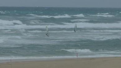 Surf report FR, Mimizan - Plage Garluche (40) du 2011-07-19 14:40:00