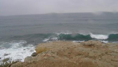 Surf report FR, L'Arquet (13) du 2012-01-02 12:55:00