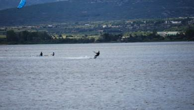 Surf report FR, Etang de La Palme (11) du 2012-01-07 12:30:00