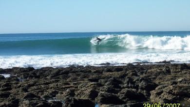 Surf report MA, Pepsi (MA) du 2012-01-07 08:30:00