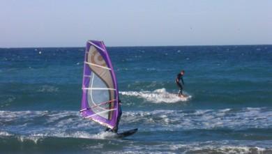 Surf report FR, Le Prado (13) du 2012-01-08 11:35:00
