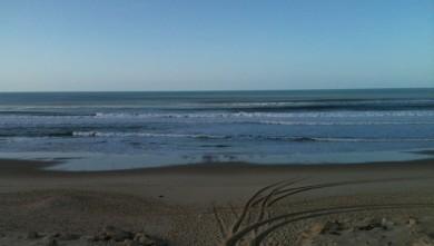 Surf report FR, Lacanau Océan - La Nord (33) du 2012-01-09 13:00:00