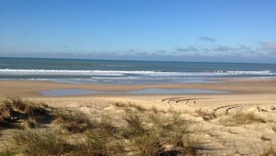 Surf report FR, Lacanau Océan - La Nord (33) du 2012-01-10 12:00:00
