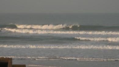 Surf report FR, Grand Village (17) du 2012-01-18 09:00:00