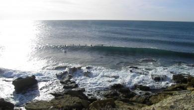 Surf report FR, L'Arquet (13) du 2012-01-21 09:55:00