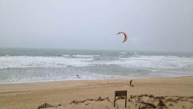 Surf report FR, Lacanau Océan - La Nord (33) du 2012-01-21 13:00:00