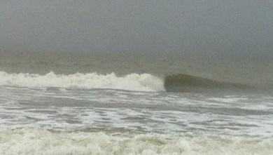 Surf report FR, Lacanau Océan - La Nord (33) du 2012-01-21 20:00:00