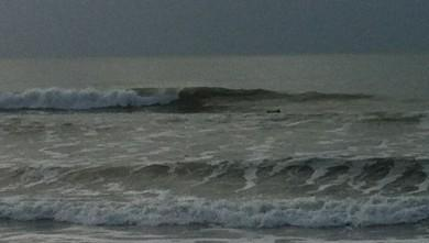Surf report FR, Grand Village (17) du 2012-01-23 16:00:00