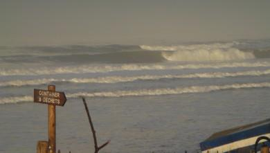 Surf report FR, Grand Village (17) du 2012-01-28 09:00:00