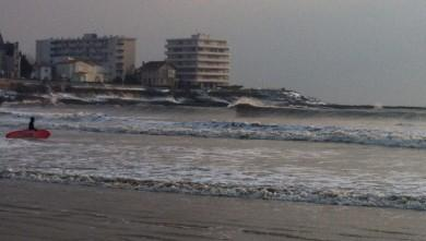 wave report FR, Royan - Pontaillac (17) du 2012-02-08 17:00:00