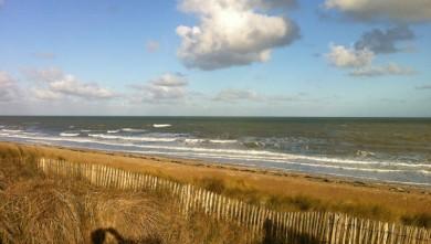 wave report FR, Bénerville (14) du 2012-02-19 09:54:00