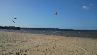 Surf report FR, Navarrosse (40) du 2012-02-19 12:00:00