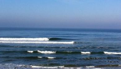 Surf report FR, Mimizan - Plage Garluche (40) du 2012-02-27 10:00:00