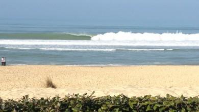Surf report FR, Lacanau Océan - La Nord (33) du 2012-03-01 11:00:00