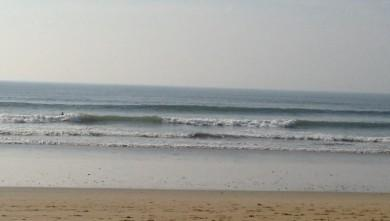 Surf report FR, Fort Bloqué (56)