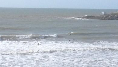 Surf report FR, Royan - Pontaillac (17) du 2012-03-05 14:00:00