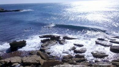 Surf report FR, L'Arquet (13) du 2012-03-08 12:20:00
