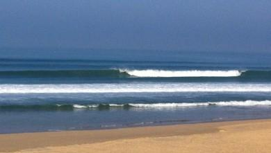 Surf report FR, Le Grand Crohot (33) du 2012-03-15 10:00:00