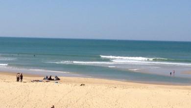 Surf report FR, Cap-Ferret - Plage de L'Horizon (33) du 2012-03-24 12:04:00