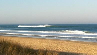 Surf report FR, Le Grand Crohot (33) du 2012-03-25 09:00:00