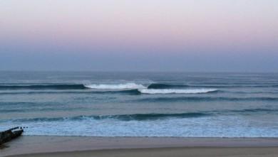Surf report FR, Mimizan - Plage Garluche (40) du 2012-03-28 08:00:00