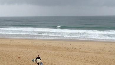 Surf report FR, Seignosse - Les Bourdaines (40) du 2012-04-14 12:38:00