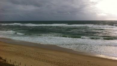 Surf report FR, Mimizan - Plage Garluche (40) du 2012-04-21 18:21:00