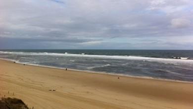 Surf report FR, Mimizan - Plage Garluche (40) du 2012-04-22 10:30:00