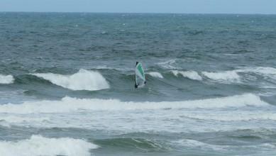 Surf report FR, Mimizan - Plage Garluche (40) du 2012-04-29 13:30:00