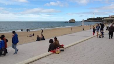 Surf report FR, Biarritz - Grande Plage (64) du 2012-05-05 17:29:00
