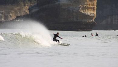 Surf report FR, Biarritz - Grande Plage (64) du 2012-05-17 09:30:00