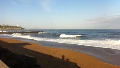 Surf report FR, Anglet Sables d'Or (64) du 2012-06-22 08:00:00