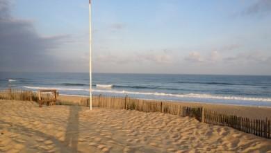 wave report FR, Cap-Ferret - Plage de L'Horizon (33) du 2012-06-23 07:13:00