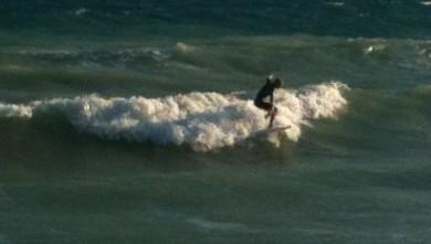 Surf report FR, Mandelieu - l'Aérospatiale (06) du 2012-07-14 08:30:00