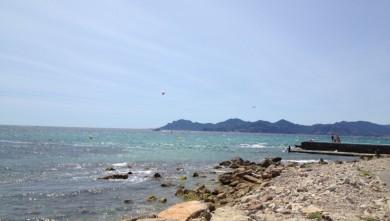 wave report FR, Cannes - Palm Beach (06) du 2012-07-15 14:15:00
