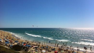 Surf report FR, Mimizan - Plage Garluche (40) du 2012-07-17 17:33:00