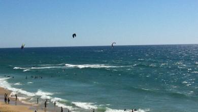 Surf report FR, Mimizan - Plage Garluche (40) du 2012-07-17 18:00:00