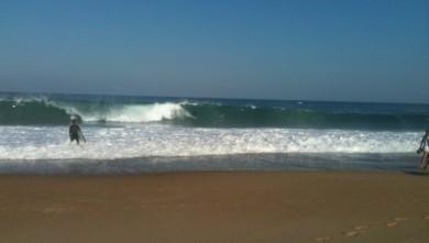 Surf report FR, Hossegor - La Gravière (40) du 2012-07-25 10:00:00