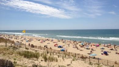 Surf report FR, Lacanau Océan - La Nord (33) du 2012-07-29 15:25:00