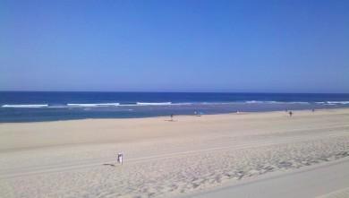 wave report FR, Vieux Boucau (40) du 2012-07-31 08:50:00